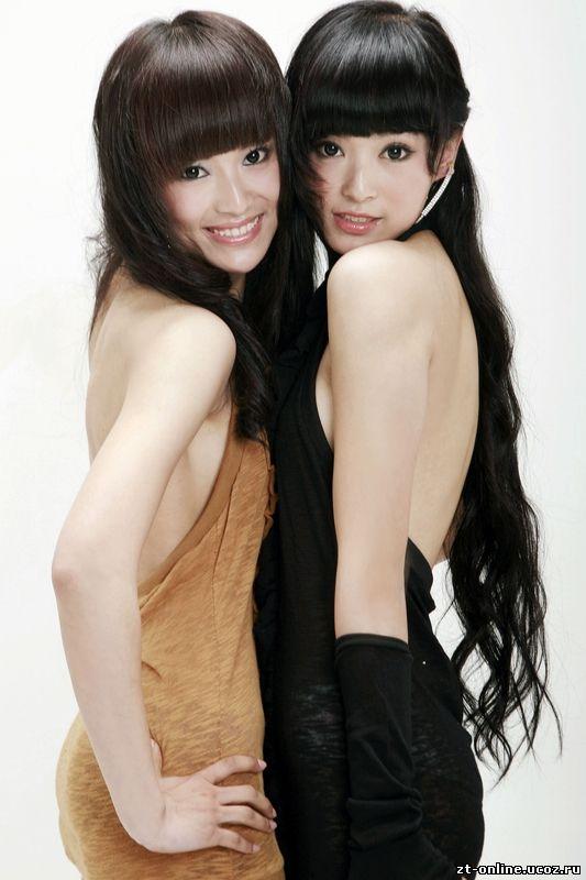 Фото китайски девушки 6 фотография